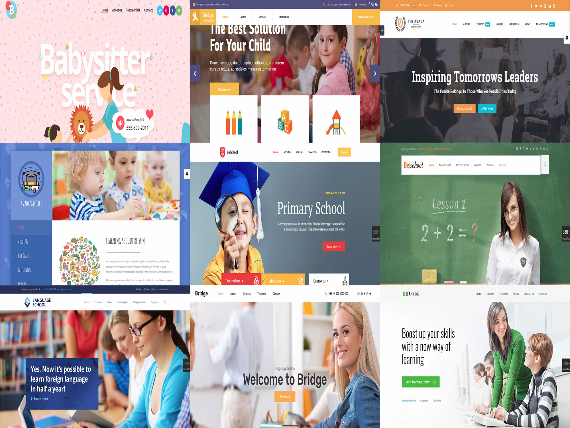 education websites
